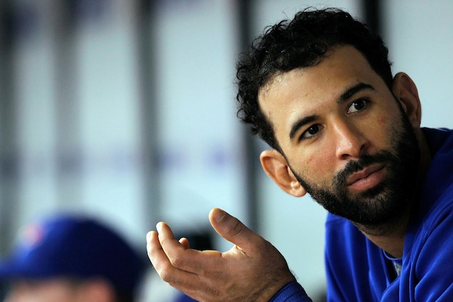 It's the Blue Jays all-time single-season team. Will Joey Bats make the cut? (USATSI)