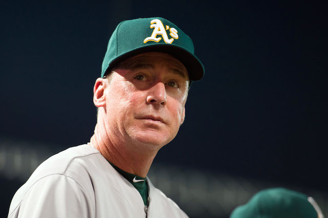 It wound up a season of disappointments for Bob Melvin and the A's. (USATSI)