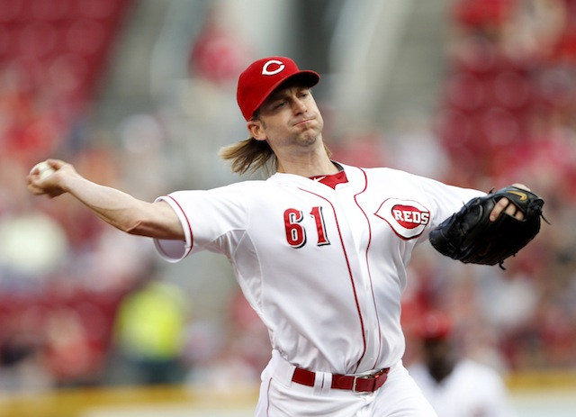 Add another team to the list of Bronson Arroyo suitors. (USATSI)