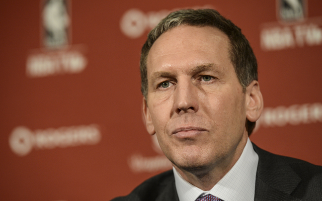 DBryan Colangelo will reportedly be re-assigned. (USATSI)