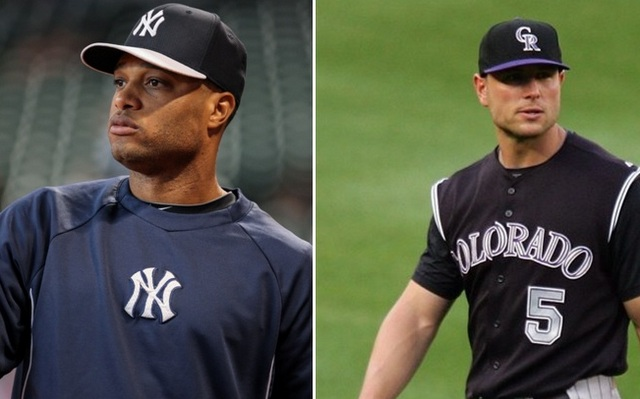 Robinson Cano and Matt Holliday almost traded placed five years ago.