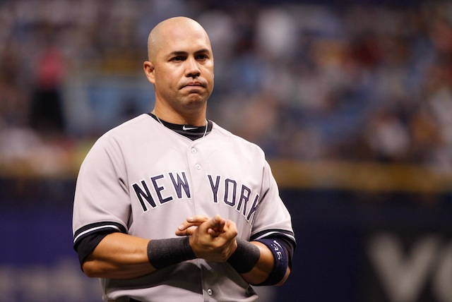 Carlos Beltran's ailing elbow will allow him to play. For now. (USATSI)