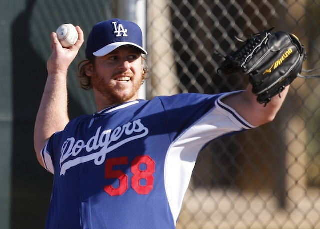 Chad Billingsley's bid to return to the mound has suffered a blow. (USATSI)