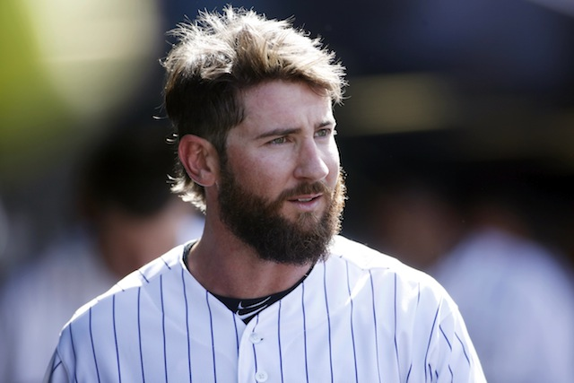 Charlie Blackmon of the Rockies had a career game on Friday. (USATSI)