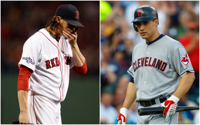 What can the Red Sox expect from Clay Buchholz and Grady Sizemore this season? (USATSI)
