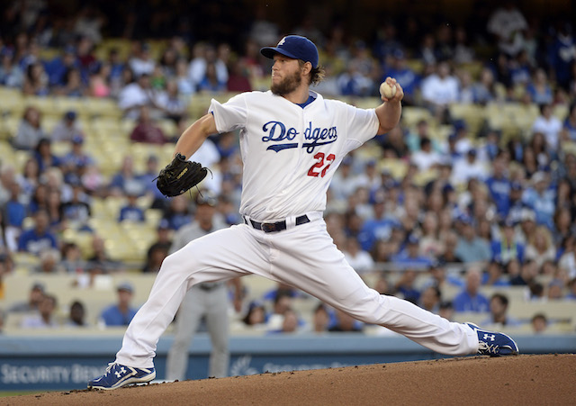 The timing of the All-Star Game should work just fine for Clayton Kershaw. (USATSI)