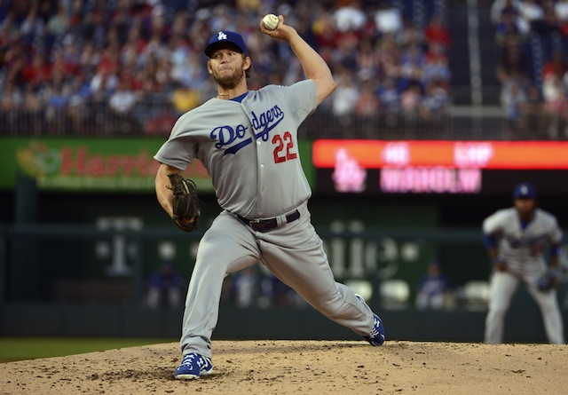 Clayton Kershaw didn't miss a beat in his first start since returning from the DL. (USATSI)