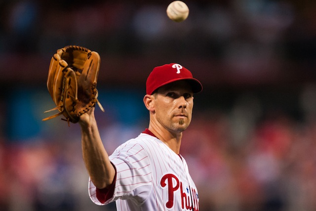 Cliff Lee's name makes the deadline much more interesting. (USATSI)