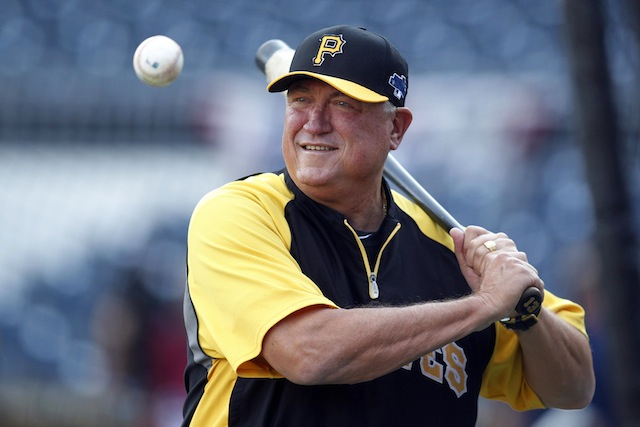 Pirates Clint Hurdle Named 2013 Nl Manager Of The Year