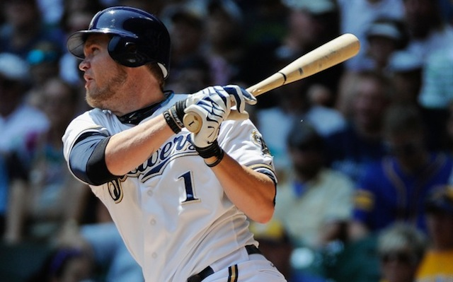 Corey Hart is headed to Seattle to bat behind Robinson Cano.