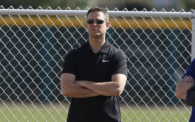 Cubs president Theo Epstein has made what sounds like an overdue change. (USATSI)