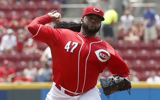 Inside Baseball: Dodgers aim for Cueto, Hamels; Rangers in on Cole, too