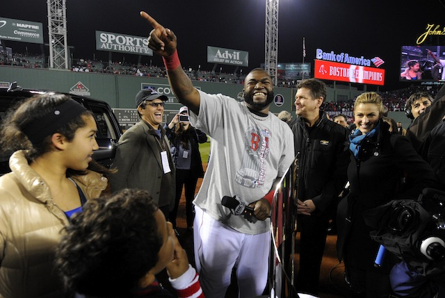 Regarding David Ortiz's contract concerns, everything is (probably) going to be all right. (USATSI)