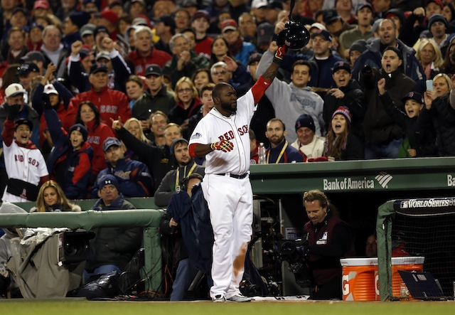 Can you imagine David Ortiz wearing anything else? (USATSI)