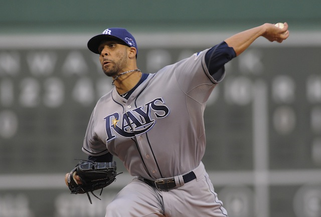 The Mariners want David Price, but does David Price want the Mariners? (USATSI)