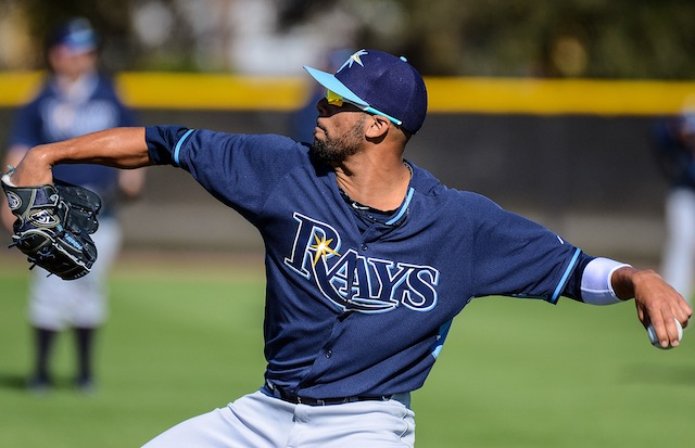 One thing to like about the Rays: David Price still plays for them. (USATSI)