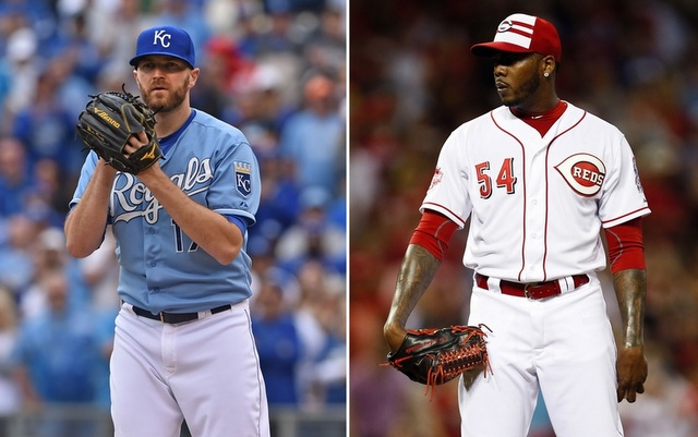Ranking the 15 best relief pitchers in Major League Baseball for 2016
