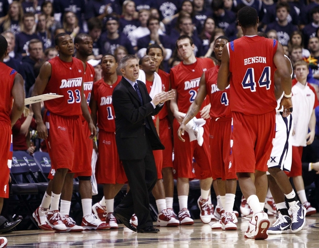 If Dayton can beat Xavier at home, they should dance