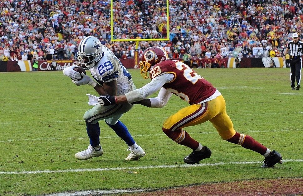 DeMarco Murray saved the Cowboys from another week of ridicule.
