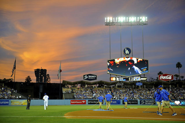 Beautiful Dodger Stadium has been a jewel of the game for more than 50 years. (USATSI)