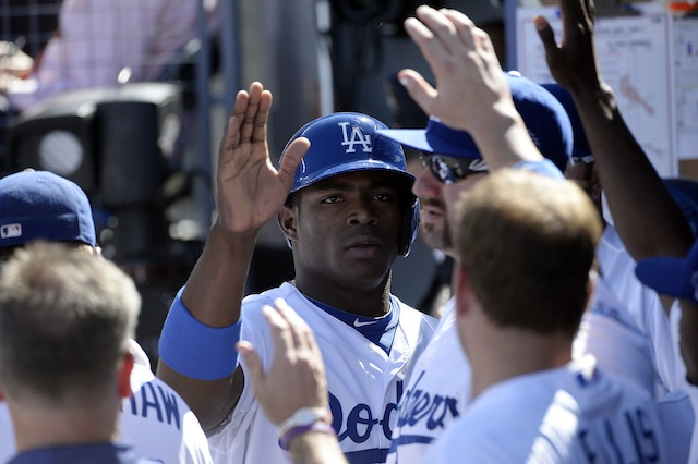 It seems likely that it's going to cost more to see Yasiel Puig and the Dodgers this season. (USATSI)