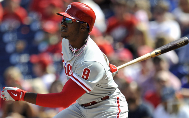 The Phillies may deal Domonic Brown this offseason.