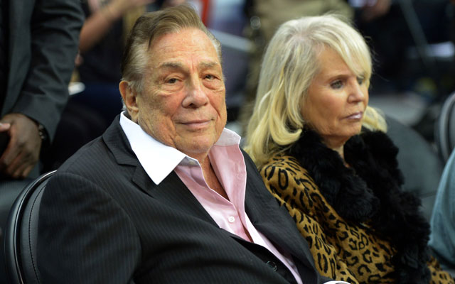 Donald Sterling reportedly intends to sue.  (USATSI)