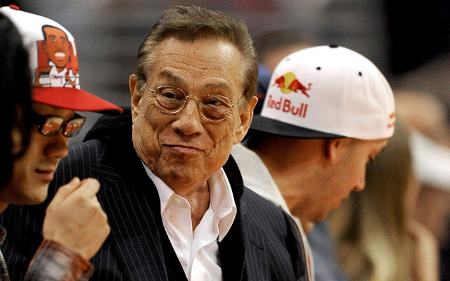 Donald Sterling could sue the NBA.  (USATSI)
