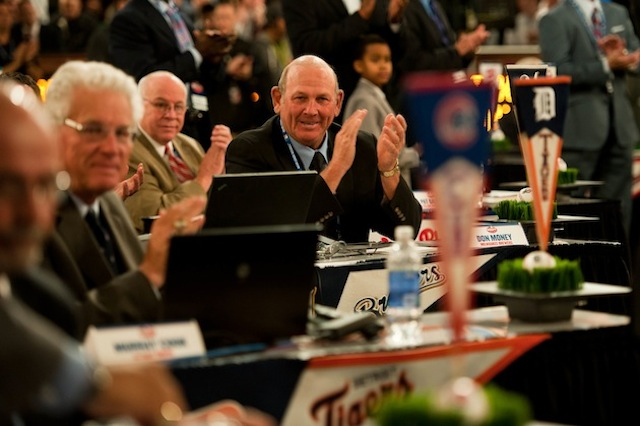 The Virtual GM draft is done. Please give us a round of applause. (Getty Images)