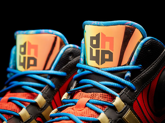 buy popular 0d82d 18cfc Dwight Howards new shoes are tucan-y. (USATSI)