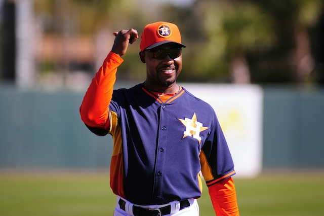 As strange as it sounds, we're pretty 'confident' about Bo Porter and the Astros. (USATSI)