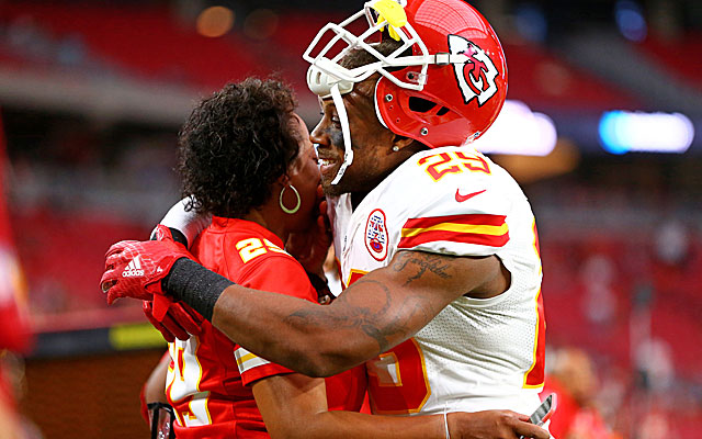Eric Berry returned to football in August and made his 4th Pro Bowl on Tuesday. (USATSI)
