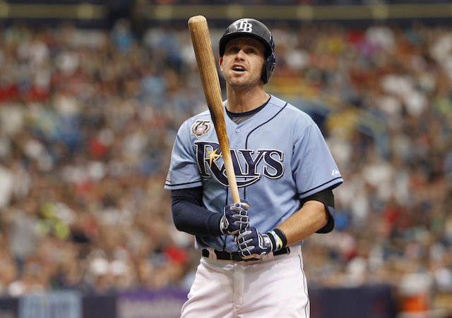 Evan Longoria hasn't been himself at the plate this season. (USATSI)