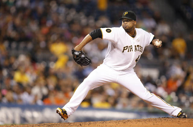 The Pirates are getting back an important piece of their rotation. (USATSI)