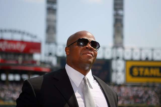 When it comes to the Hall of Fame, does Frank Thomas deserve his day in the sun? (USATSI)