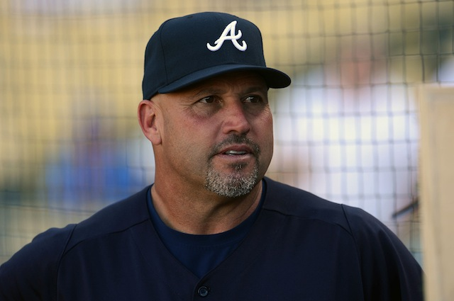 Fredi Gonzalez now has some security in Atlanta. (USATSI)