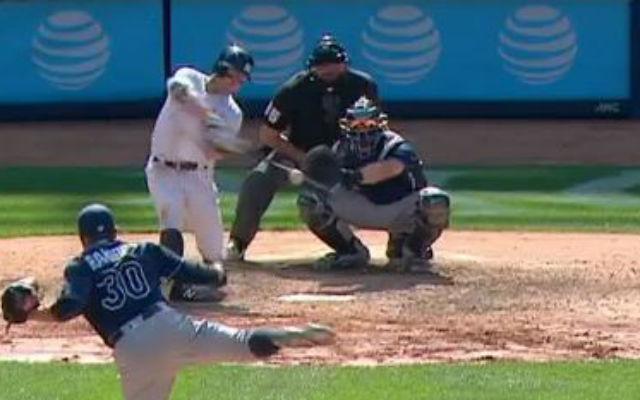 Brett Gardner hit a walk-off home run for the Yankees on Saturday.
