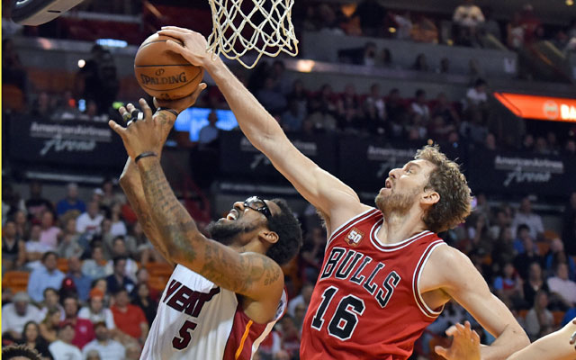 Pau Gasol could be a fit in San Antonio.  (USATSI)