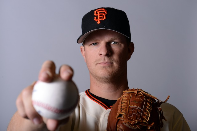 So is Matt Cain a like or dislike headed into the 2014 season? (USATSI)