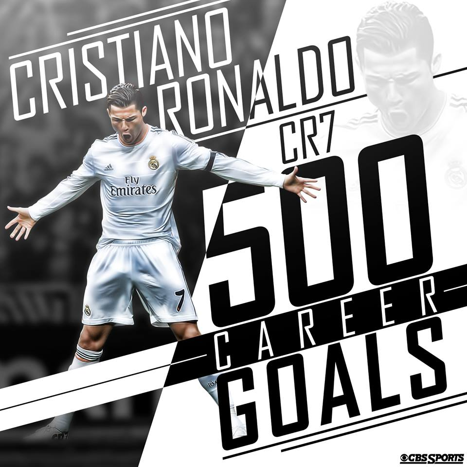 watch real madrid s cristiano ronaldo scores th career goal ronaldo