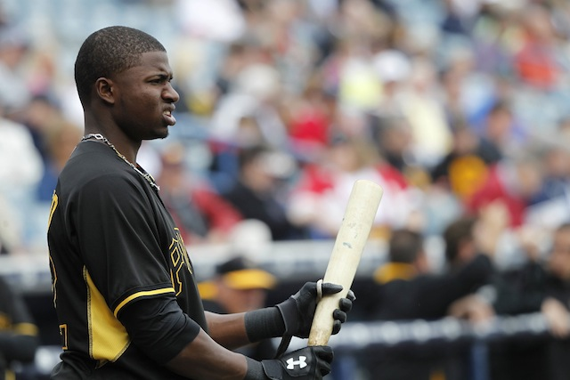 The Pirates are reportedly poised to call up top prospect Gregory Polanco. (USATSI)
