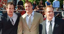 Gronkowski family (Getty Images)