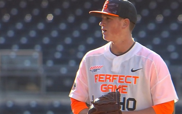 Jason Groome has been ruled ineligible due to a transfer violation.