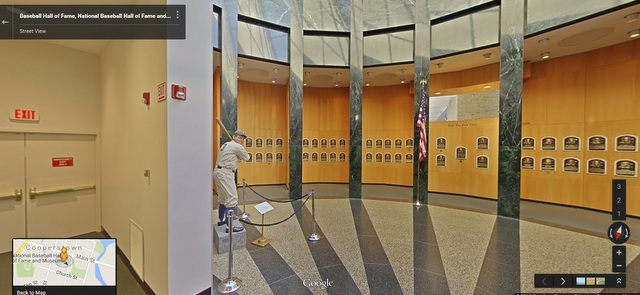 PHOTOS: Take a look inside renovated Canadian Baseball Hall of Fame