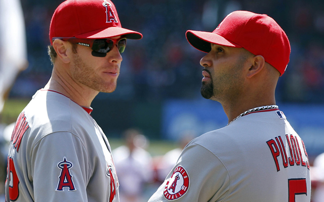 Will 2014 mark the 'return' of Josh Hamilton and Albert Pujols?