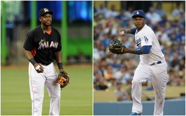 Hanley Ramirez was one of many notables to change uniforms before the 2012 trade deadline. (USATSI)
