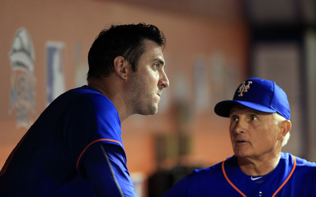 Matt Harvey, Terry Collins