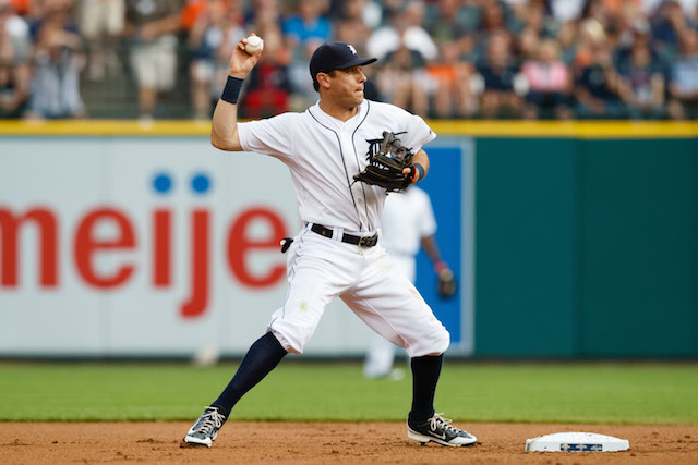 Tigers second baseman Ian Kinsler is headed to the All-Star Game. (USATSI)