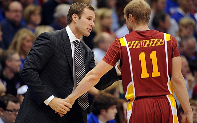 Fred Hoiberg signed a new $20 million deal in March after leading ISU to back-to-back NCAA berths. (USATSI)