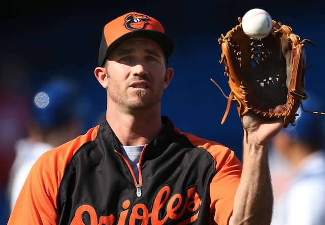 By the sounds of it, the Orioles would like keep J.J. Hardy and his glove around for a while. (USATSI)